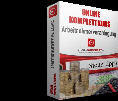 Online Komplettkurs Arbeitnehmerveranlagung